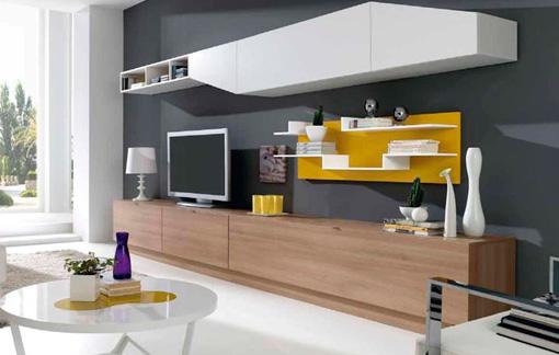 Mueble grande para sal n moderno - Mueble salon moderno ...