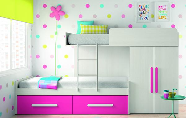 Muebles america recamaras infantiles 20170718174717 - Muebles habitaciones infantiles ...
