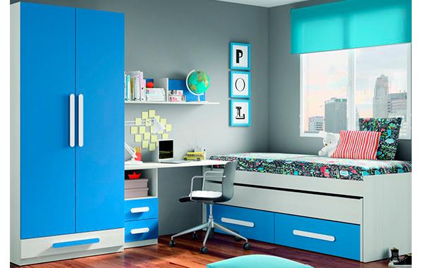 Dormitorios Juveniles Muebles Para Habitaciones