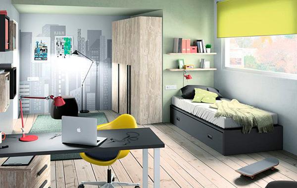 Muebles cama supletoria 20170827063917 - Dormitorios juveniles mallorca ...