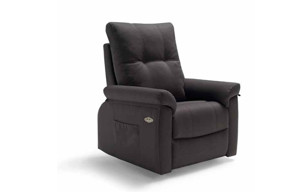 Sofa s y sillones reclinables tapiceri a relax cama y for Sillon relax electrico elevador