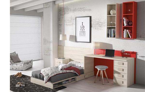 Dormitorios juveniles muebles para habitaciones infantiles oferta - Dormitorios juveniles el mueble ...