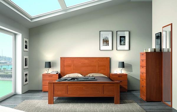 Dormitorios y habitaciones de matrimonio cabecero camas y for Modelos de espejos para dormitorios