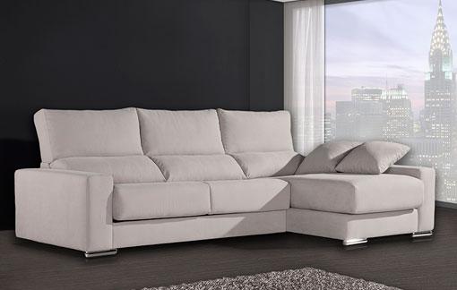 Sof con m dulo chaiselongue for Sofa ideal cordoba