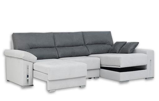 Oferta sofa trendy tierra sof chaise longue deslizante - Arcon exterior ikea ...